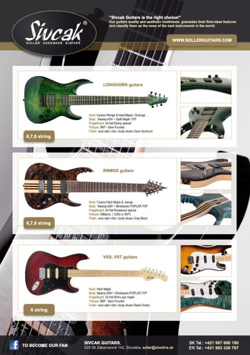Soller guitars