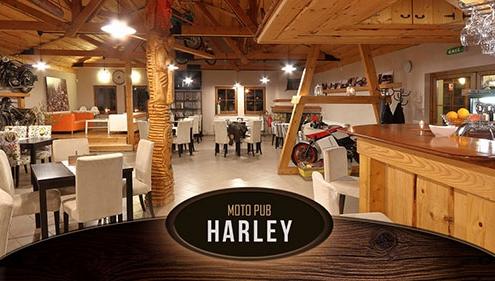 Harley pub Čadca