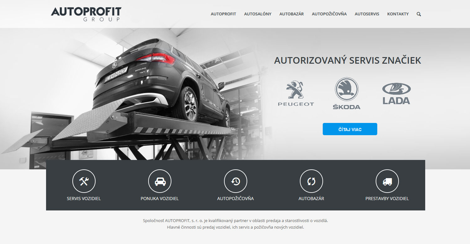 AUTOPROFIT GROUP